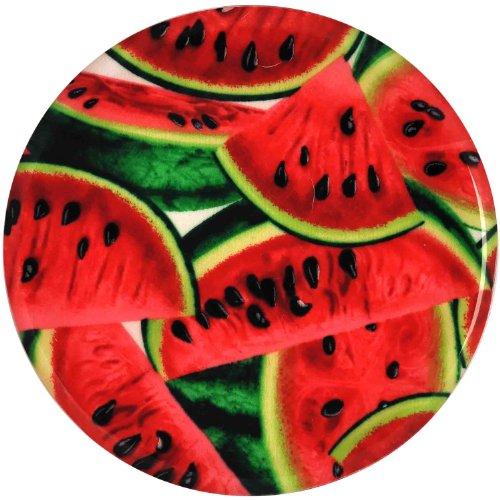 Andreas Silicone Trivet Watermelon 10 Inch