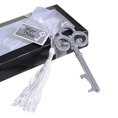 CHICHIC Portable Bottle Openers Set of 2 Keys