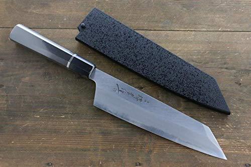 Homura Blue Steel No2 Kengata Gyuto Japanese Chef Knife 225mm With Saya By TTKing