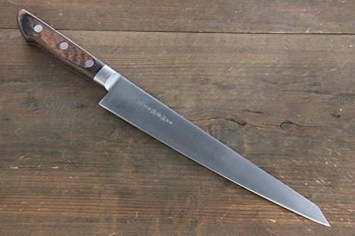 Honyaki Blue Steel No2 Sukjihiki Japanese Chef Knife 270mm By TTKing