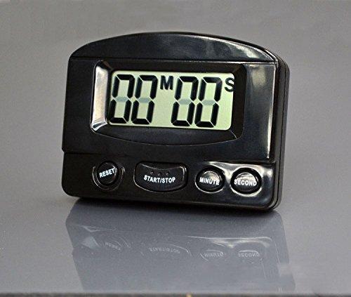 Digital Kitchen Timer Magnetic Backing Stand