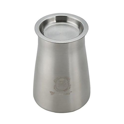 MonkeyJack Stainless Steel Chocolate Flour Shaker Sugar Coffee Powder Filter Sifter