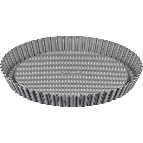 Kaiser Flan Pan Stainless Steel Black 285 x 285 x 33 cm
