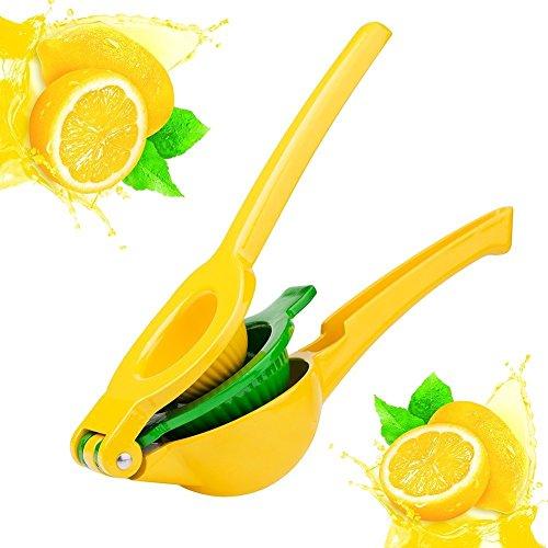 Lemon SqueezerManual Lemon JuicerPremium Quality Metal Citrus Press Juicer Lime Juice Squeezer For Maximal BPA Free And Dishwasher Safe