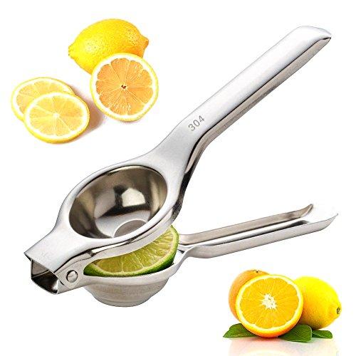 Lemon Squeezer Swify Stainless Steel Manual Lemon Juicer Lime Press Juicer Handhld Citrus Orange Juice Press