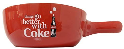 COKE X BRUNO Mini Stoneware Pie Casserole&soup