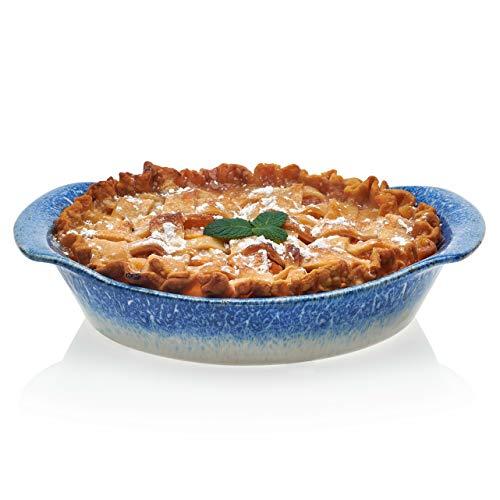 Libbey Artisan Stoneware Pie Plate 95-inch