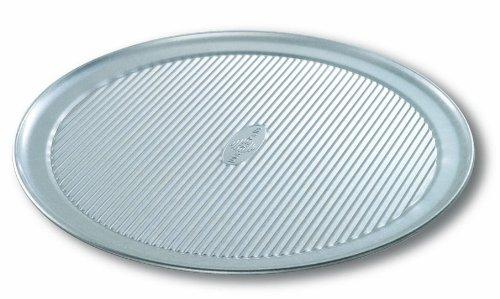 USA Pan Bakeware Aluminized Steel Pizza Pan 14 Inch