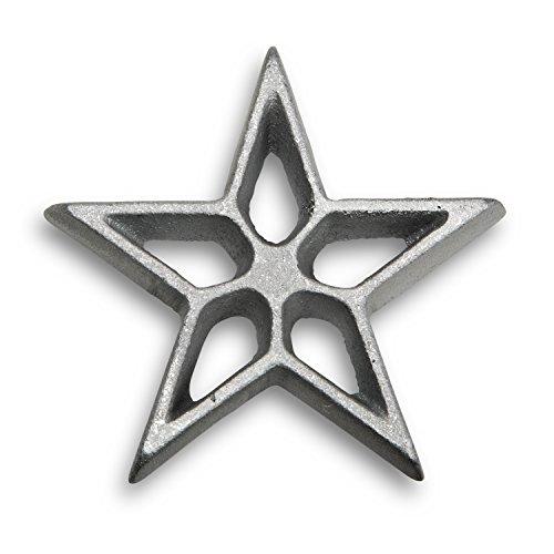 Honey-Can-Do 7022 Star Rosette Iron