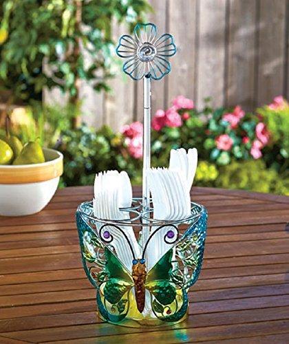 Butterfly Flatware Caddy