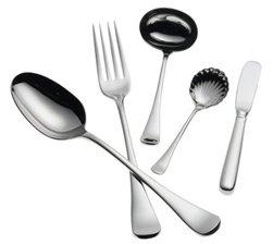 Ricci Flatware Modigliani Serving Fork