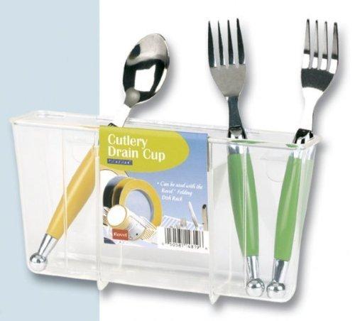 Cutlery Holder Clear 45H x 775W x 225D