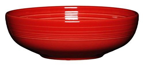 Fiesta 68 oz Bistro Serving Bowl Large Scarlet