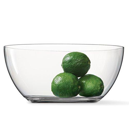 Vista Premium Quality Plastic 10 Serving Bowl - Set of 2