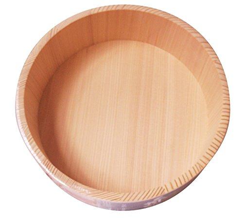 Hangiri wooden sushi rice bowl 39cm154