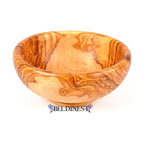 Big Sale Handmade Olive Wood Salad Bowls Serving Wooden Bowls Gift Idea 8