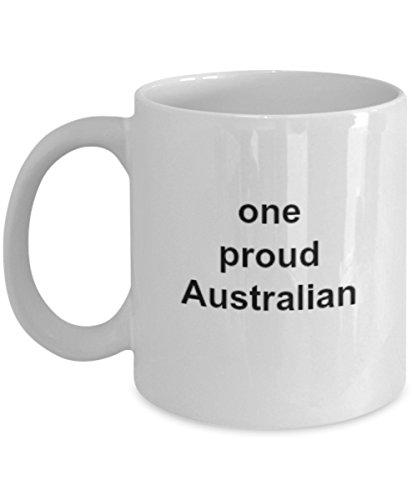 One Proud Australian Coffee Mug