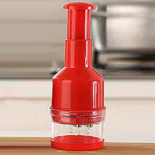 OLIVE US-Food Friut Chopper Onion Garlic Kitchen Cutter Slicer Peeler Dicer Mincer tool