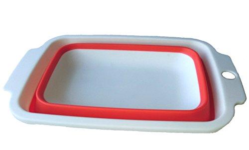 Shipao Collapsible Dish Tub Collapsible Bowl342227105cm