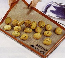 Silpat Non-Stick Silicone Commercial Size Baking Mat 165-Inch by 245-Inch