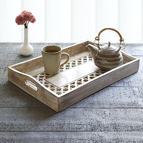 Top 20 Tea Platters: 20 Best Large Serving Trays 2018