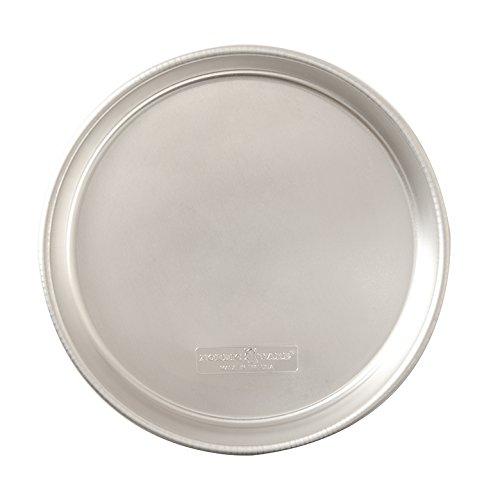 Nordic Ware 45410 Naturals Aluminum Bakeware Layer Cake Pan Silver