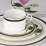 Kate Spade New York Rose Park Bone China Dinnerware 5-Piece Place Setting 854333