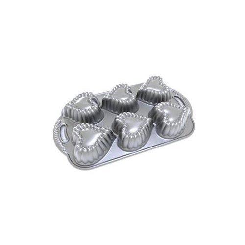 NORDIC WARE Heart Cakelet Baking Pan  89137