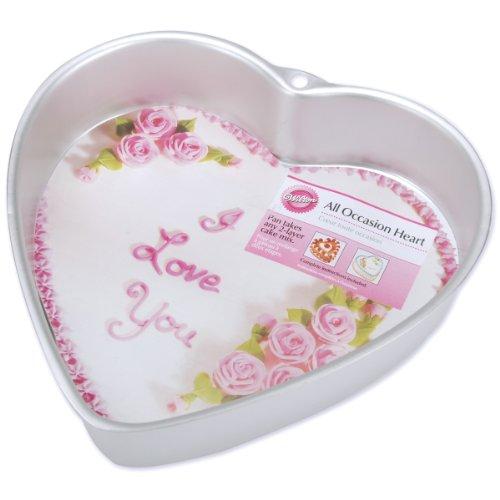 Wilton 9 Inch Heart Pan