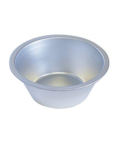 CybrTrayd R&M 5 Plate 2 Deep Pie Pan Tin