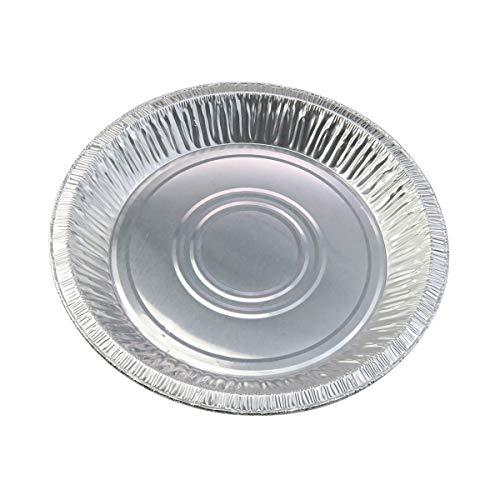 Disposablereusable Aluminum 9 58 Deep Pie Pan 1042-30 Oz Capacity 50