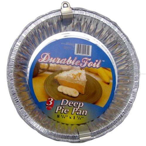 Dollaritem 803388 Wholesale D Foil Deep Pie Pan 3Pk X