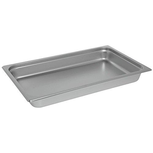 HUBERT Full Size 24 Gauge Stainless Steel Steam Table Pan - 2 12D