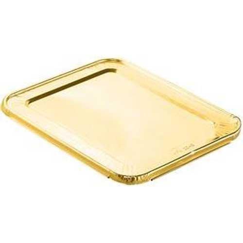 Handi Foil Gold Lid for Half Size Steam Table Pan -- 100 per case