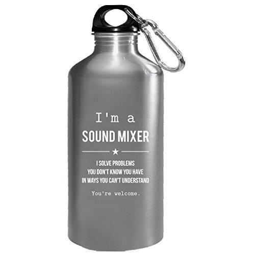 Im A Sound Mixer - Water Bottle