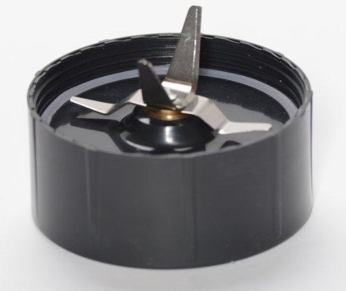 1 Cross Blade Replacement for the Magic Bullet Blender Juicer Mixer 1 Black 1 Black