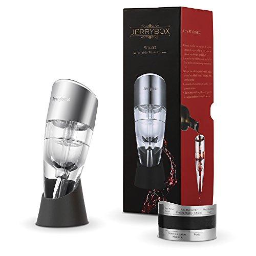 Jerrybox WA-03 Wine Aerator Pourer
