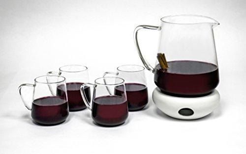 Viva Scandinavia Mulled Wine Set Clear