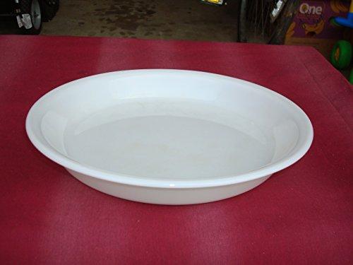Vintage Pyrex Opal White 9 Pie Plate 209