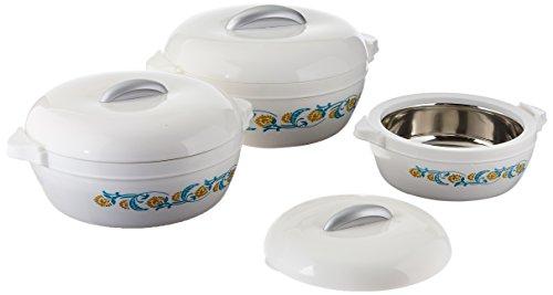 Cello Crest Hot Pot Insulated Casserole Food Warmer