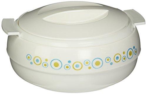 Cello Ornate Hot-Pot Insulated Casserole Food WarmerCooler 17-Liter