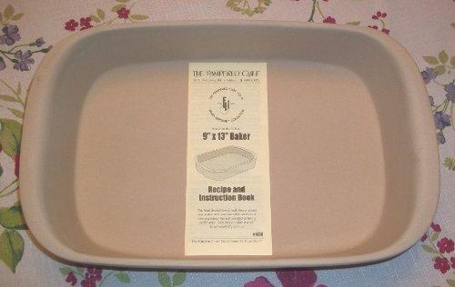 Pampered Chef Family Heritage Stoneware Rectangular Baker 1430
