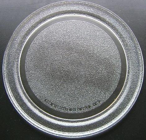 GE Microwave Glass Turntable PlateTray 16  WB49X10166
