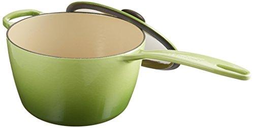 Le Creuset Signature Cast Iron Sauce Pan 325-Quart Palm