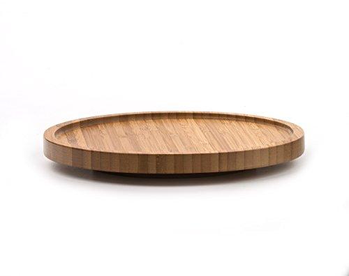 RSVP Tool Crock Turntables Bamboo