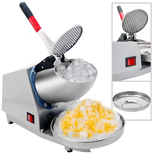 Ice Shaver Electric Machine