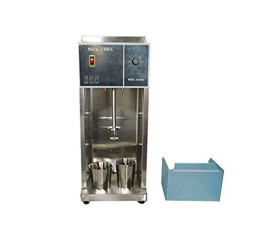 INTBUYING Commercial Blizzard Ice Cream Machine Maker Shaker Blender Soft Ice Cream Machine