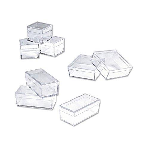 Small Square Plastic Box