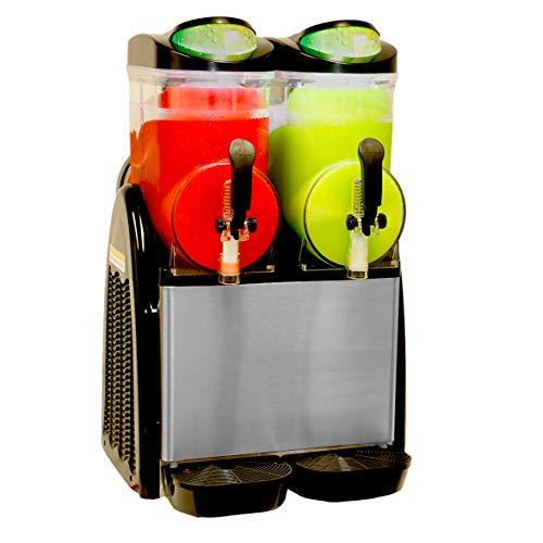 Margarita Girl Double-Bowl Full Size Margarita Slush Frozen Drink Machine
