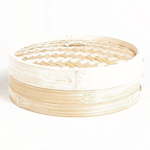10-inch Bamboo Steamer